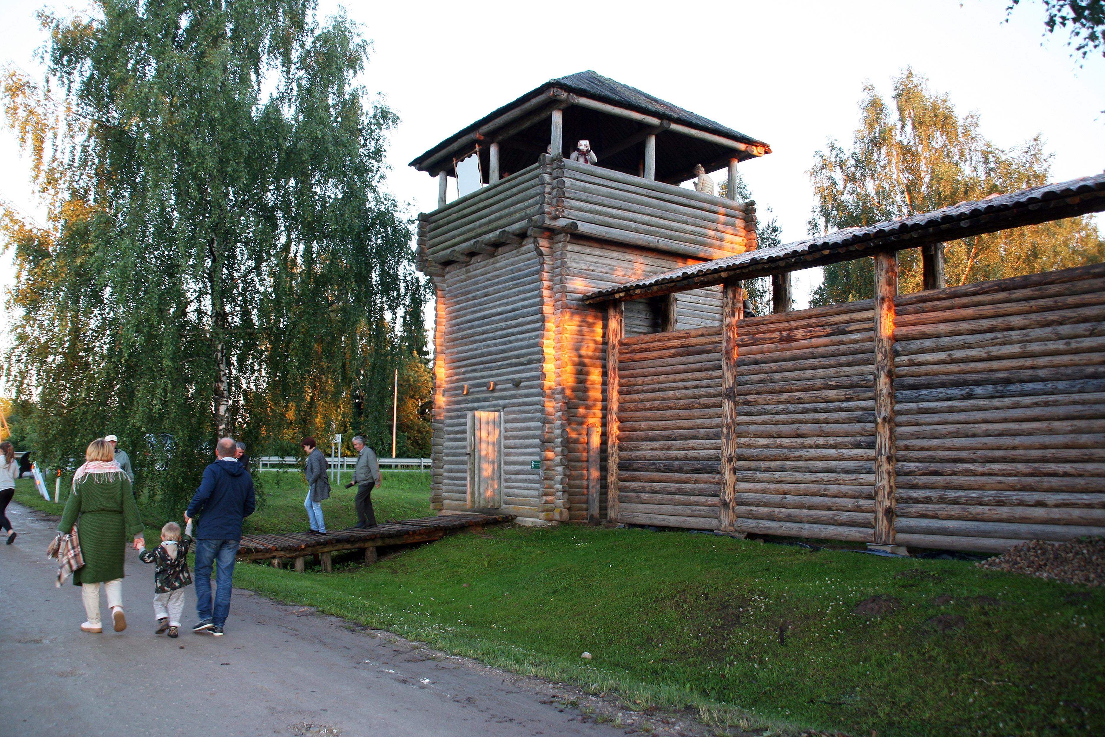 Seimyniskeliai (Voruta) mount